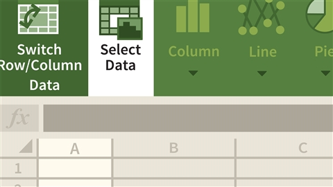 course illustration for Learning Excel Online (Office 365)