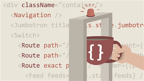 course illustration for JavaScript: Security Essentials