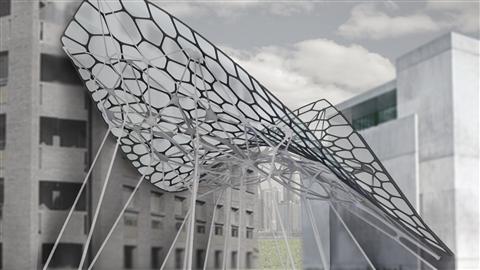 course illustration for Grasshopper: Generative Design for Architecture