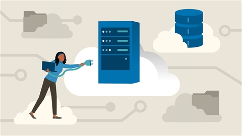 course illustration for Azure Administration: Implement and Manage Storage (2019)