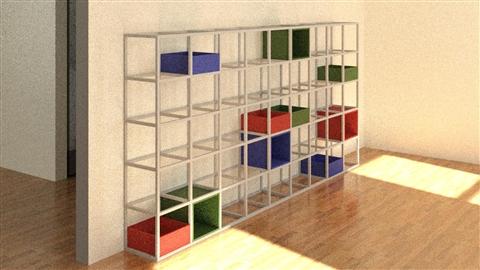 Revit Custom Furniture Modeling