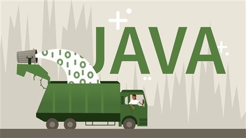 course illustration for Java Memory Management
