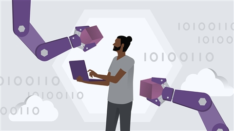 course illustration for AWS: Automation and Optimization