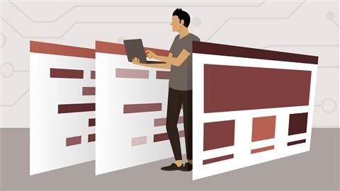 course illustration for Building RESTful Web APIs with Django