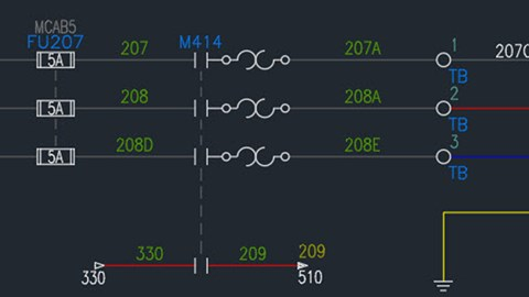 Remarkable Autocad Electrical Online Courses Classes Training Tutorials On Wiring Cloud Funidienstapotheekhoekschewaardnl