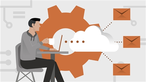 course illustration for AWS for Developers: Simple Email Service (SES)