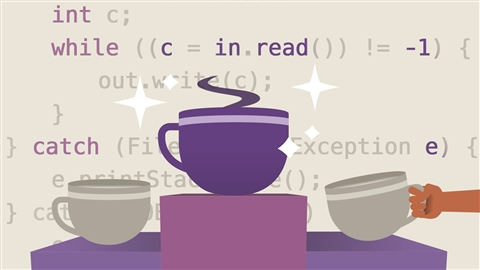 course illustration for Advanced Java Programming