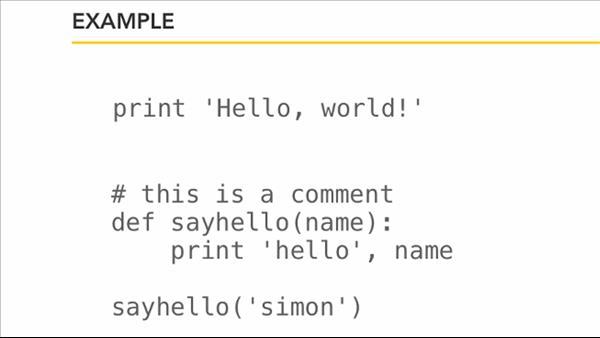 Foundations of Programming: Fundamentals