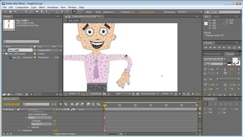 2d cartoon animation software