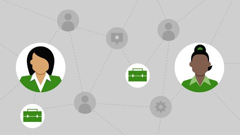 course illustration for Building Your Professional Network