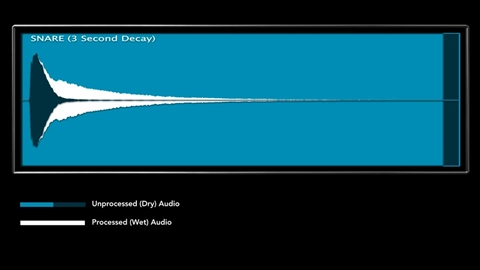 course illustration for Audio Foundations: Reverb