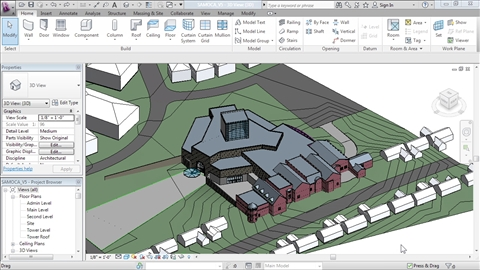 revit architecture 2015 essential training