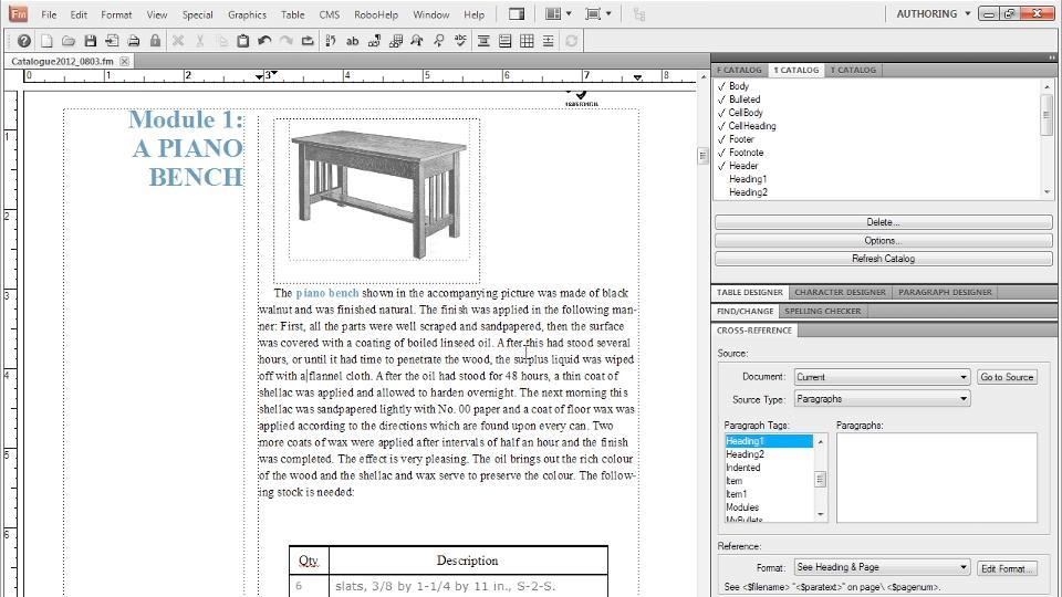 Lynda.com - FrameMaker 10 Essential Training original version