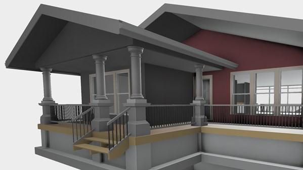 Designing a house in revit architecture - Revit home design ...