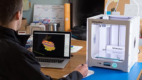 LINKEDIN – LEARNING 3D PRINTING