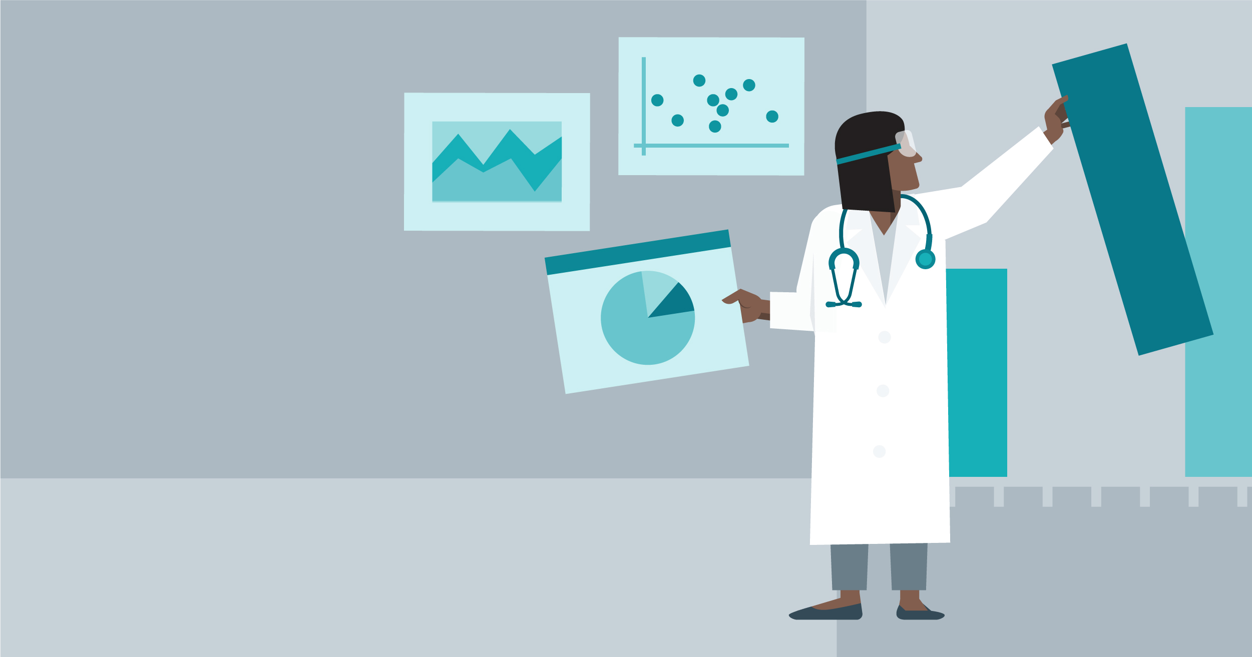 hero image for Learning Path: Advance Your Data Science Skills in Health Sciences