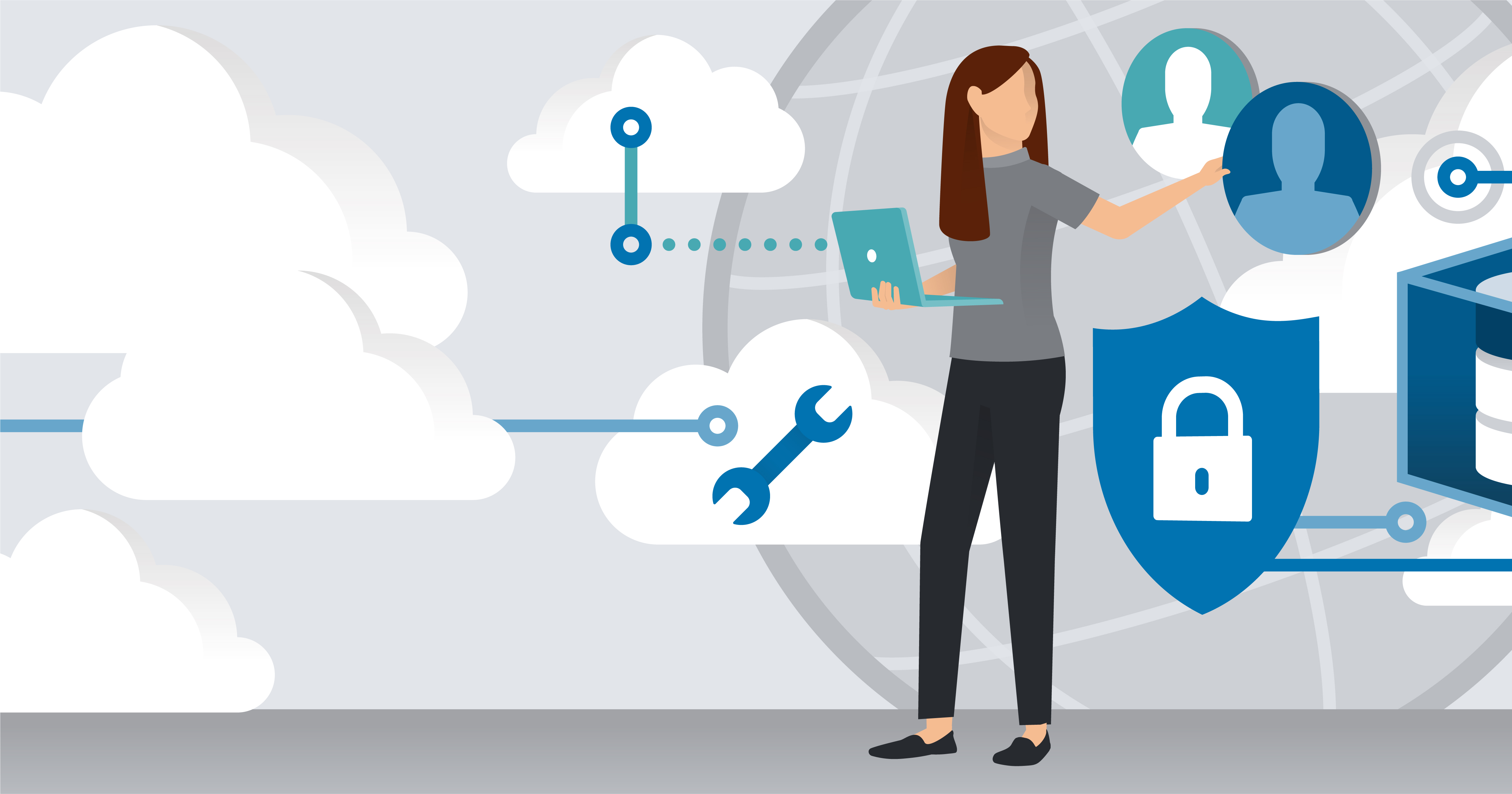 hero image for Learning Path: Advance Your Skills with Microsoft Cloud Fundamentals