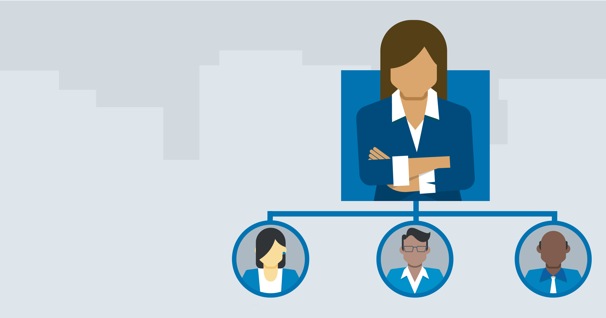 hero image for Learning Path: Become a Business Unit Manager