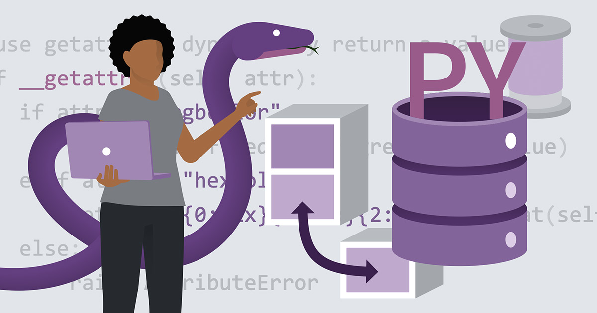hero image for Learning Path: Become a Python Developer
