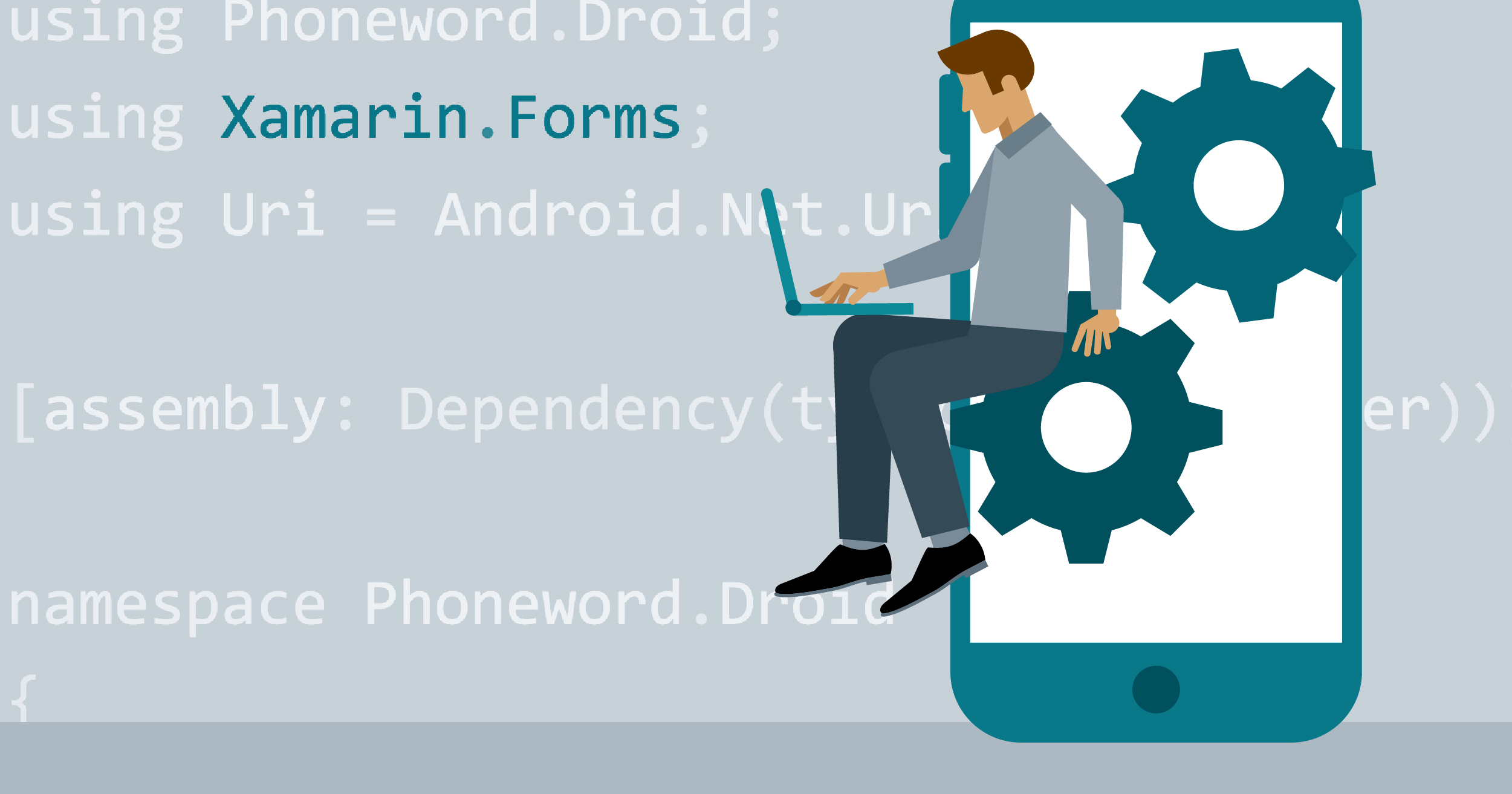 hero image for Learning Path: Become a Xamarin.Forms Developer