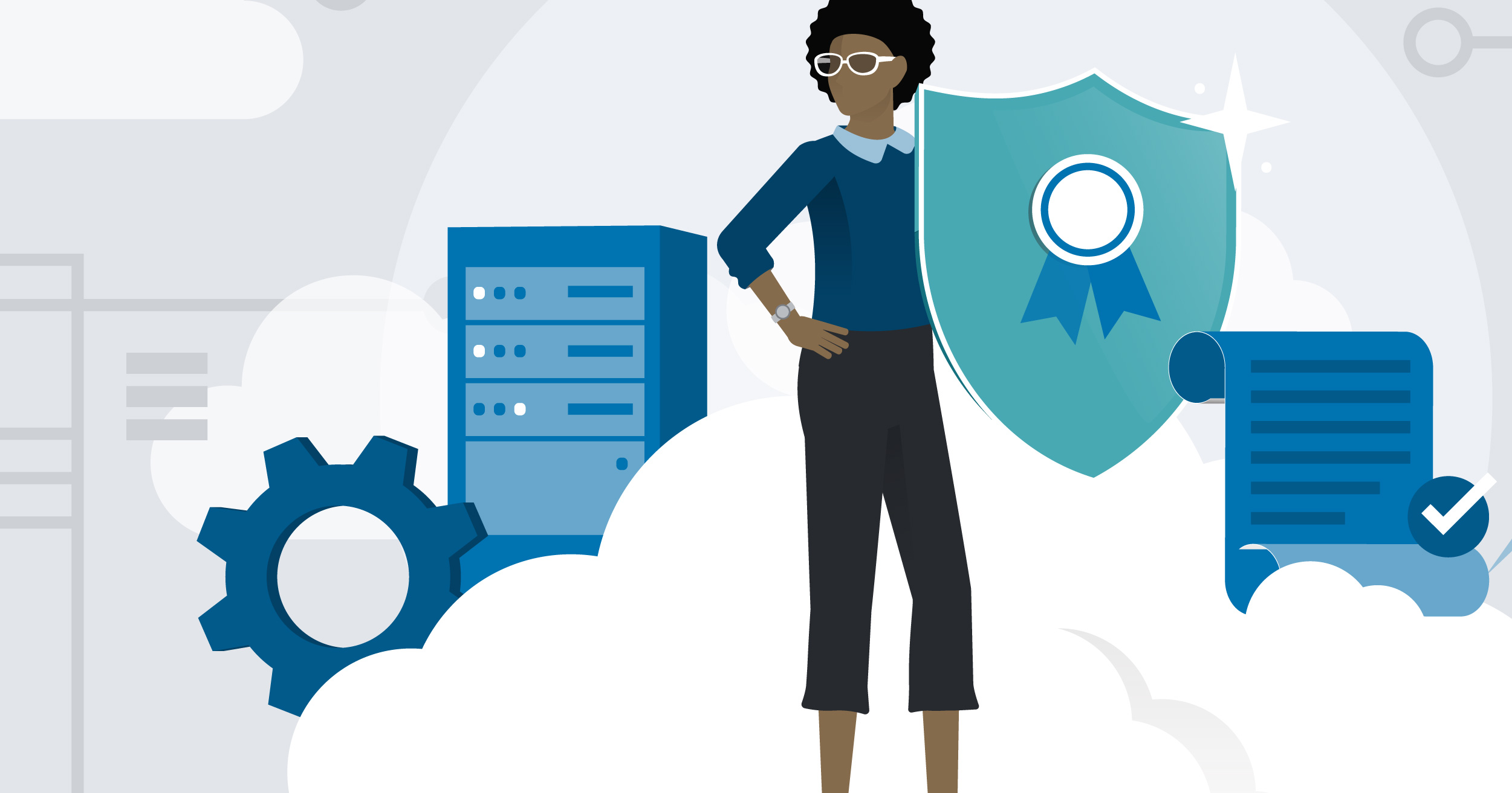 hero image for Learning Path: Become a Certified Cloud Security Professional (CCSP)