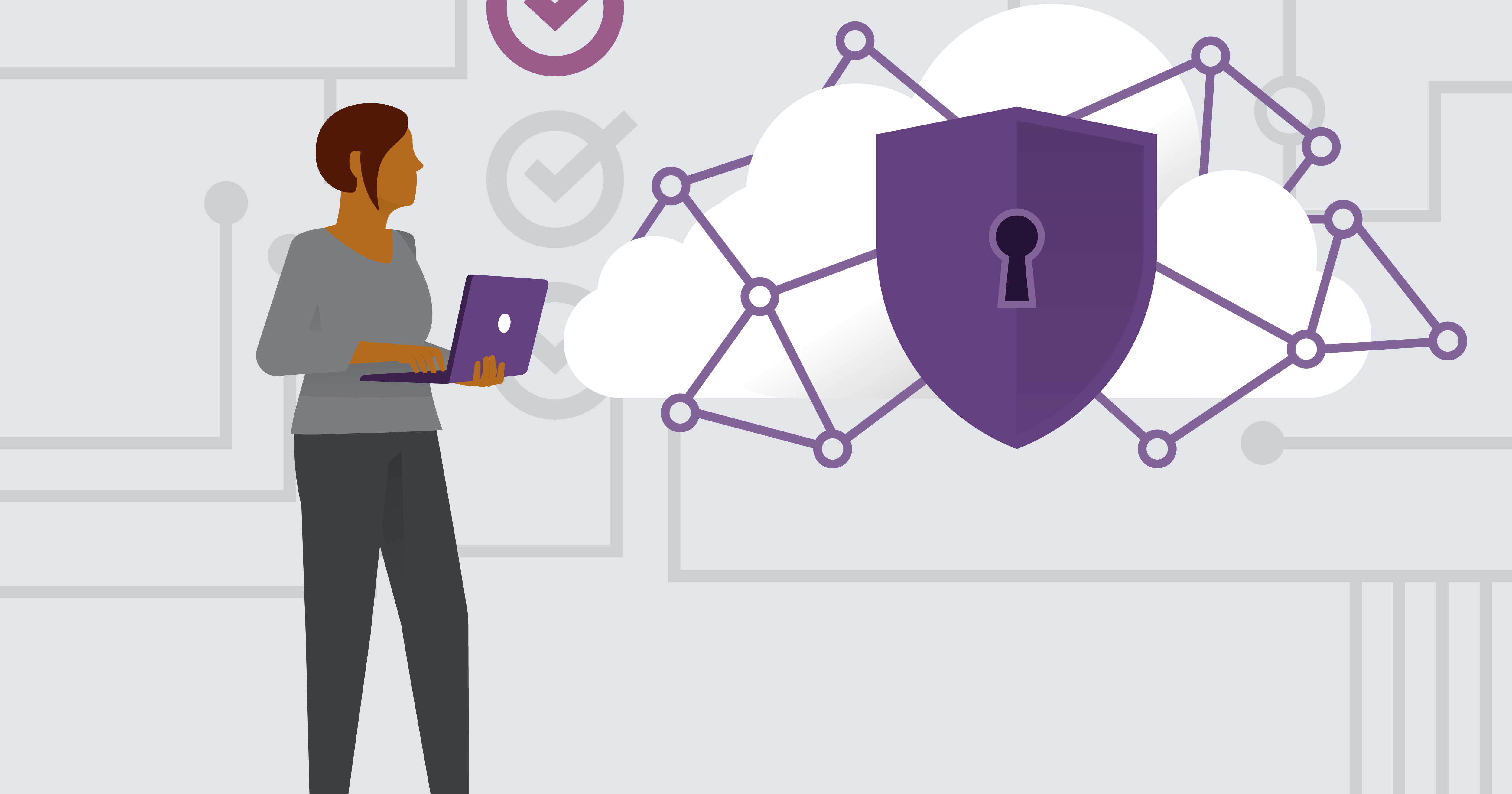 hero image for Learning Path: Become a CompTIA Advanced Security Practitioner (CASP+)
