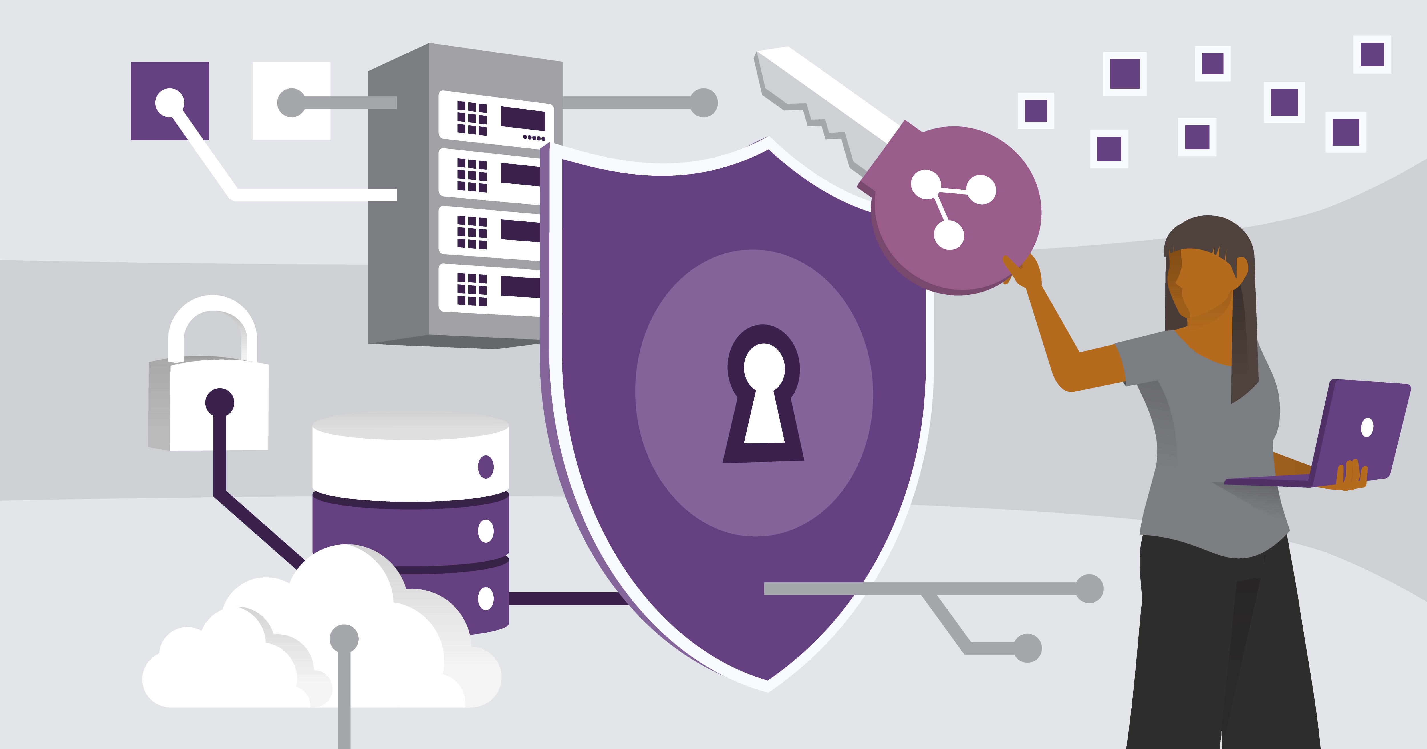 hero image for Learning Path: Become a CompTIA Cybersecurity Analyst (CySA+ CS0-002)