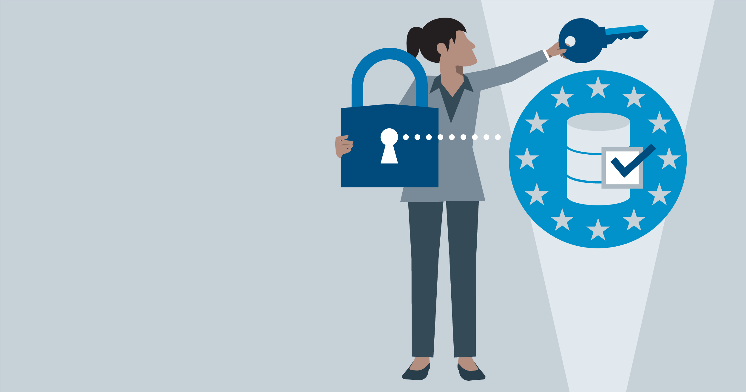 hero image for Learning Path: Understand GDPR and Data Privacy