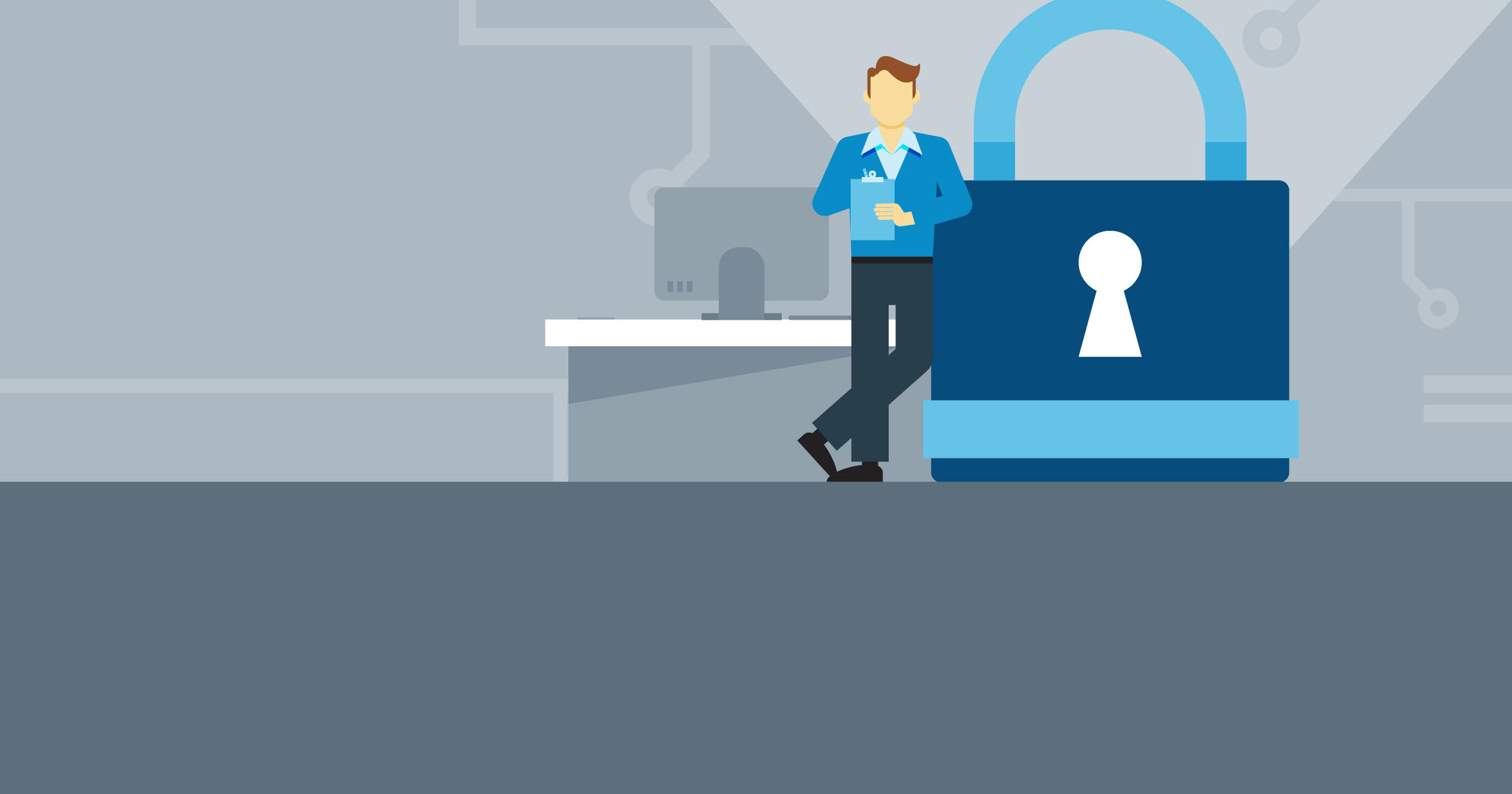 hero image for Learning Path: Prepare for the Certified Information Systems Security Professional (CISSP) Exam