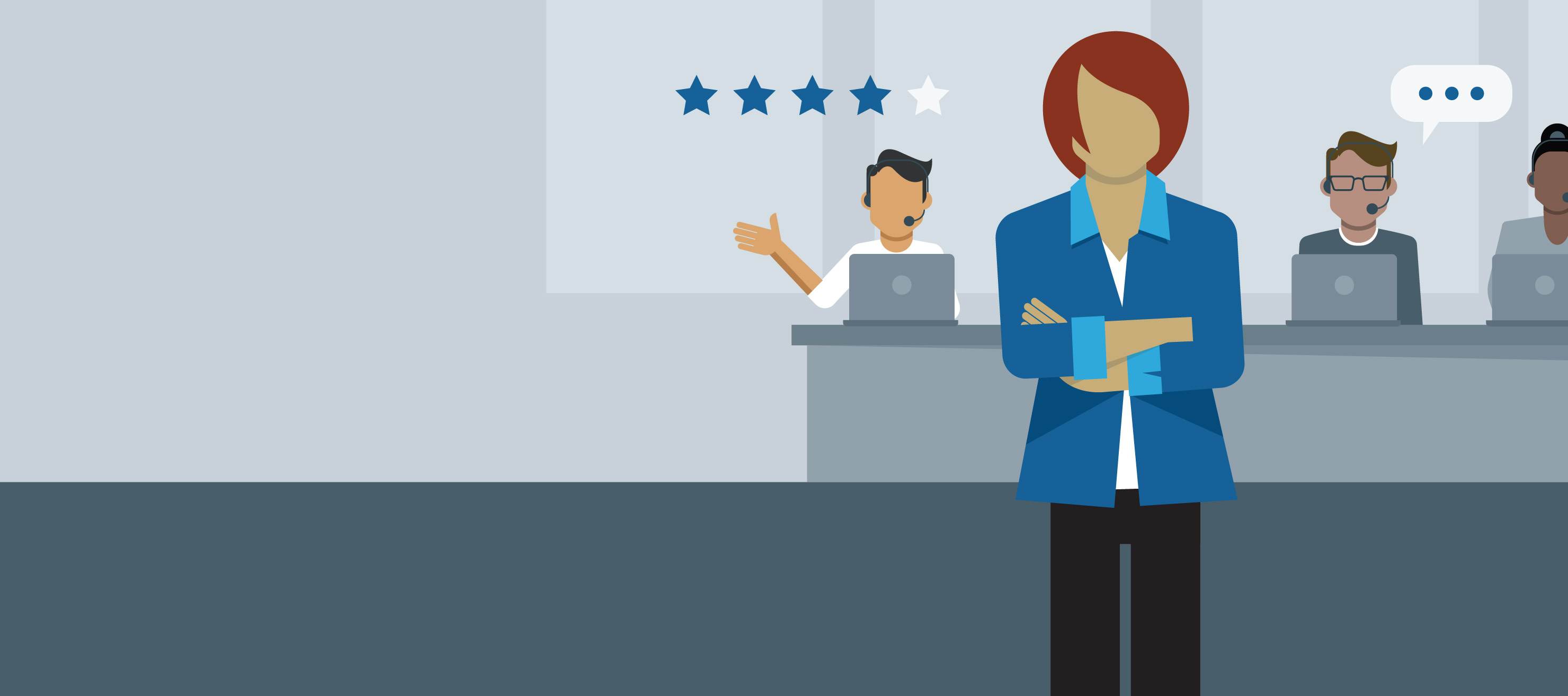 hero image for Learning Path: Become a Customer Service Manager