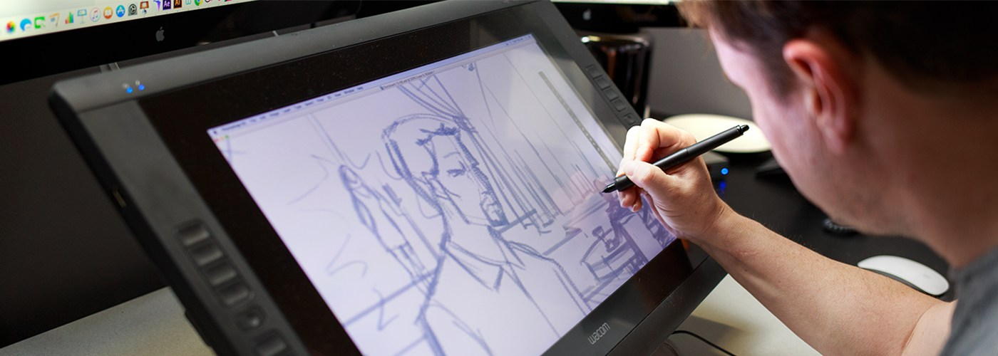 hero image for Learning Path: Become a 2D Digital Animator