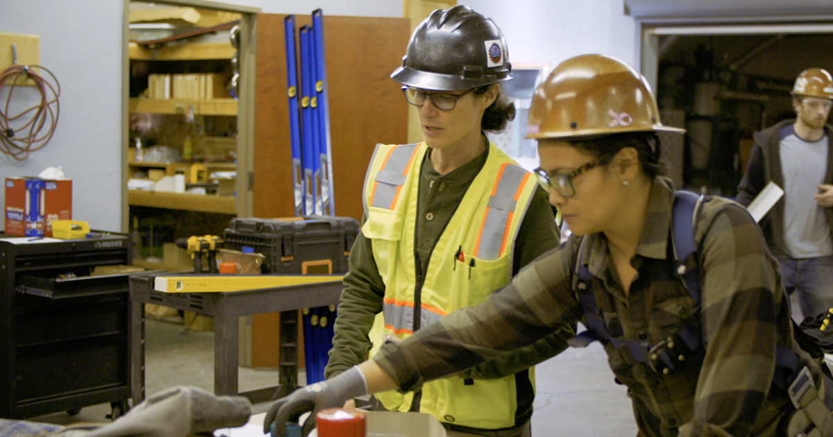 hero image for Learning Path: Get Ahead in the Construction Trades