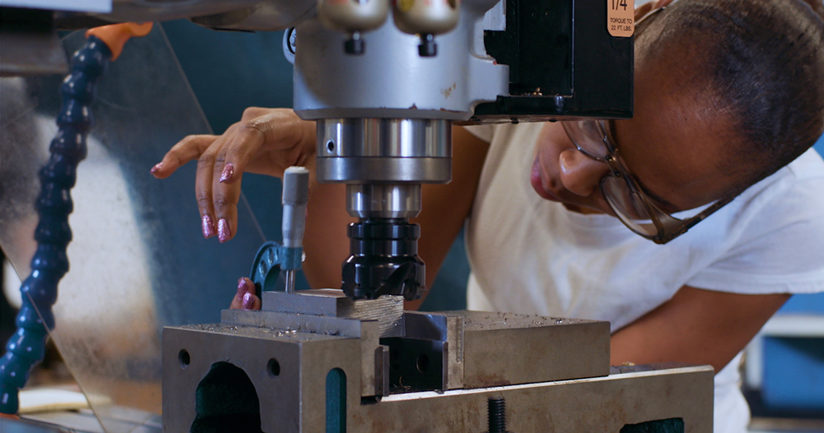 hero image for Learning Path: Get Ahead in the Manufacturing Trades