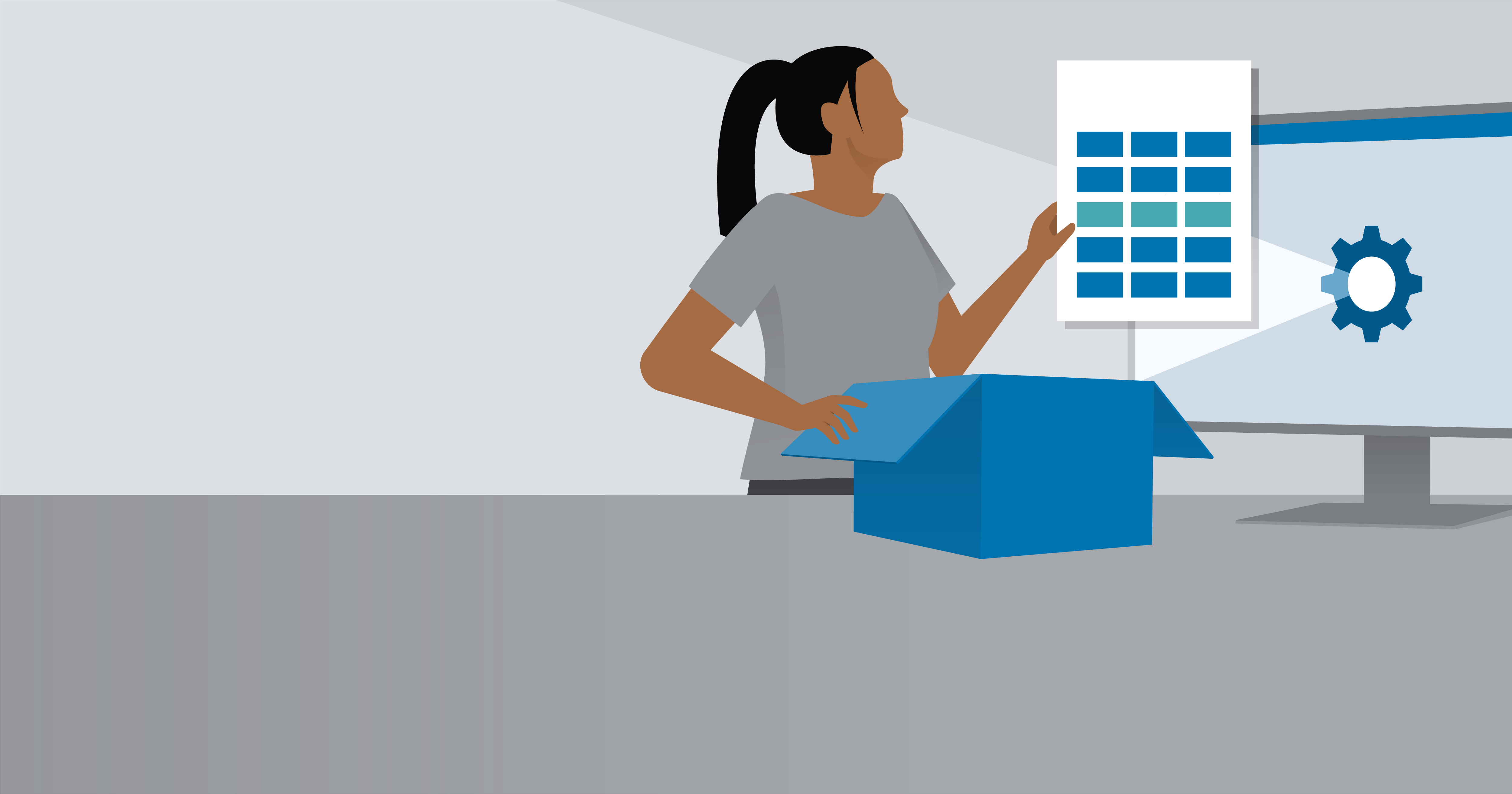 hero image for Learning Path: Getting Started with Microsoft Excel