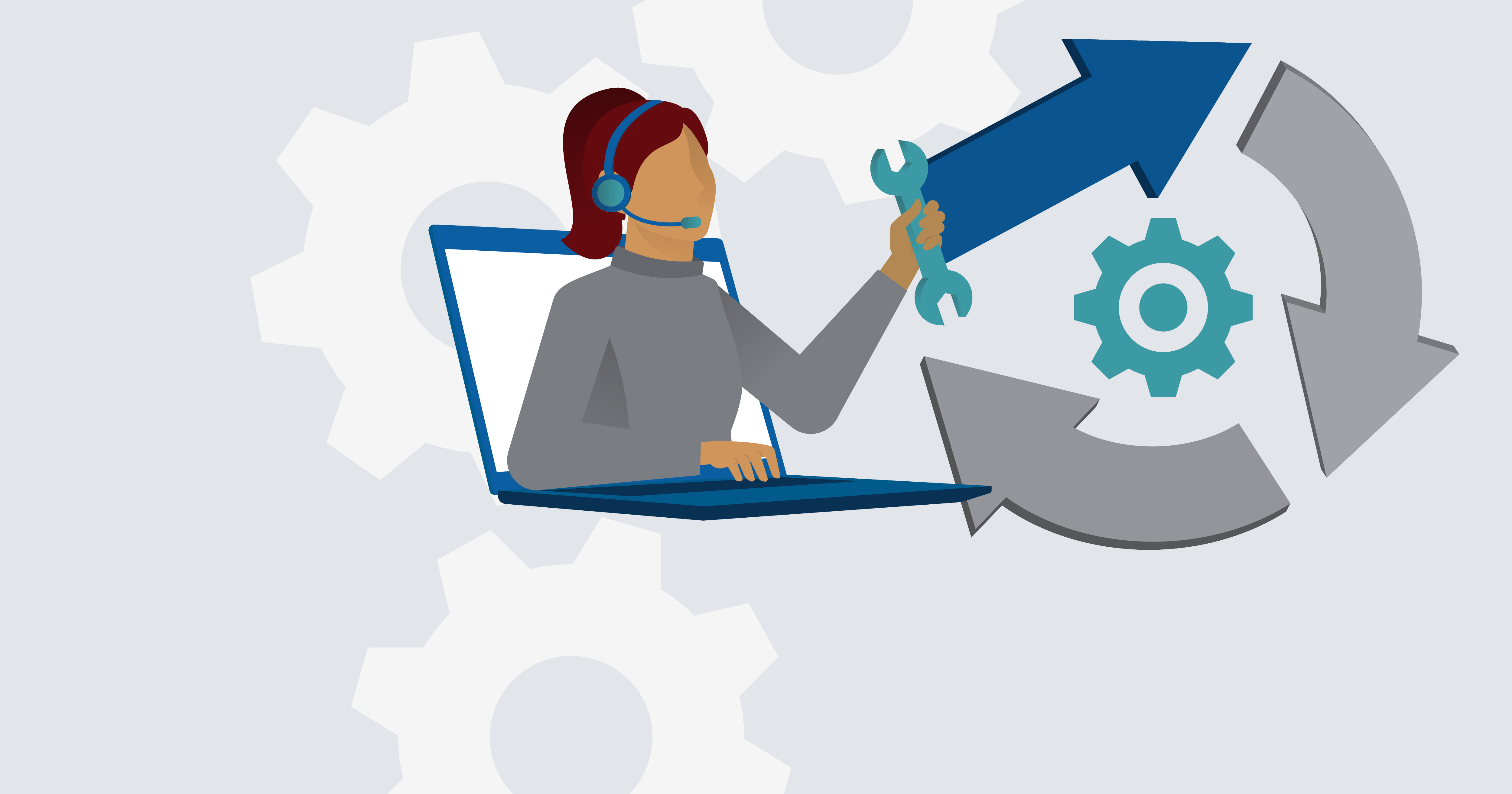 hero image for Learning Path: Improve Your ITIL® Skills