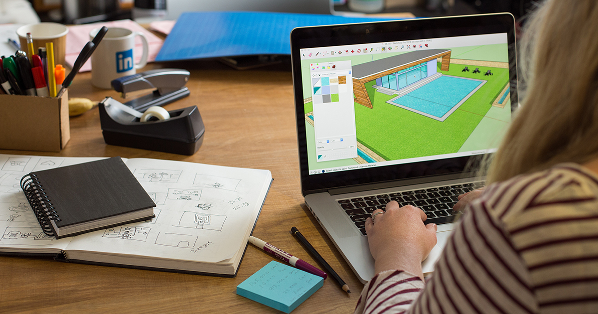 hero image for Learning Path: Improve Your SketchUp Skills