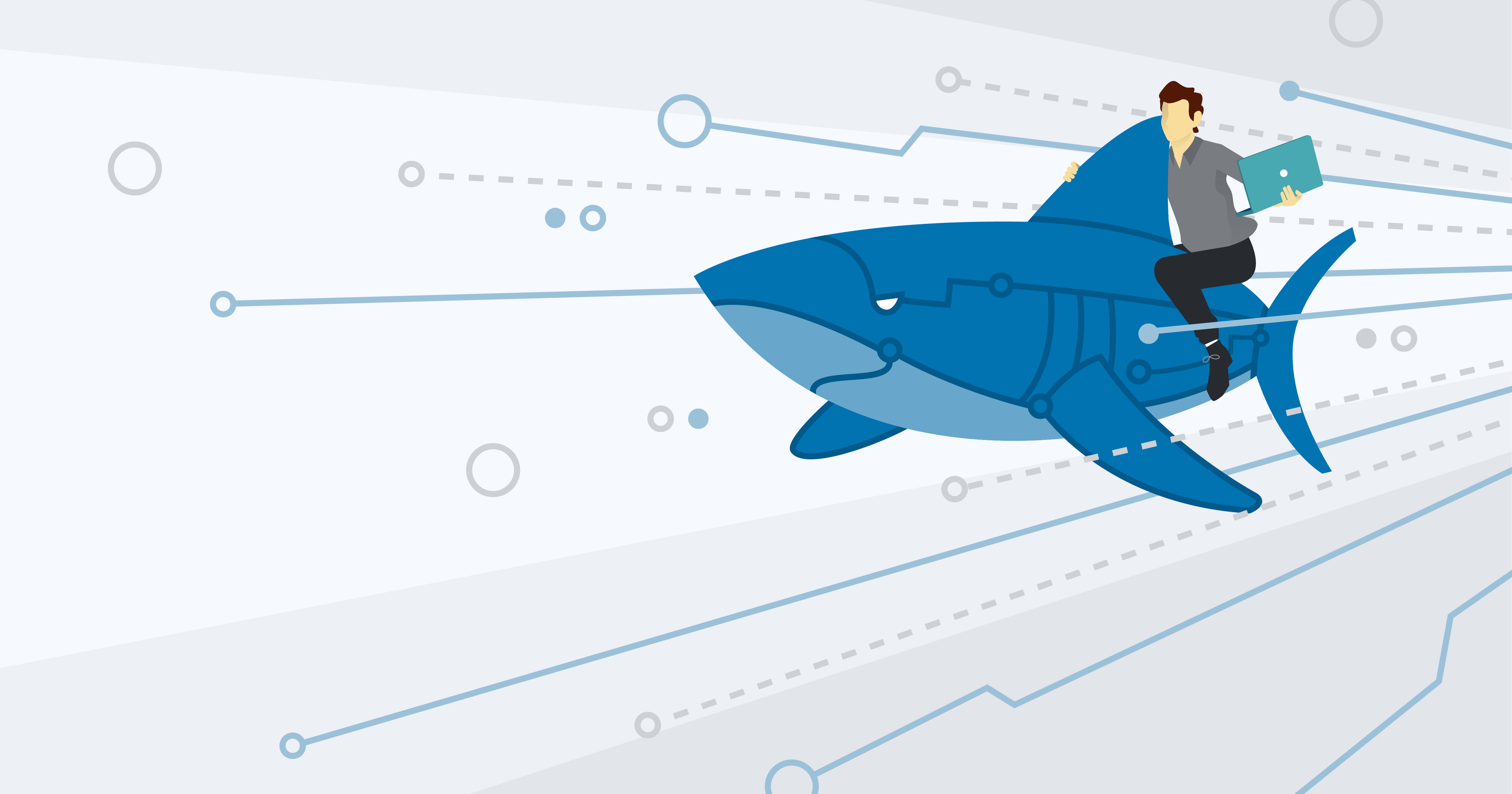 hero image for Learning Path: Improve Your Wireshark Skills