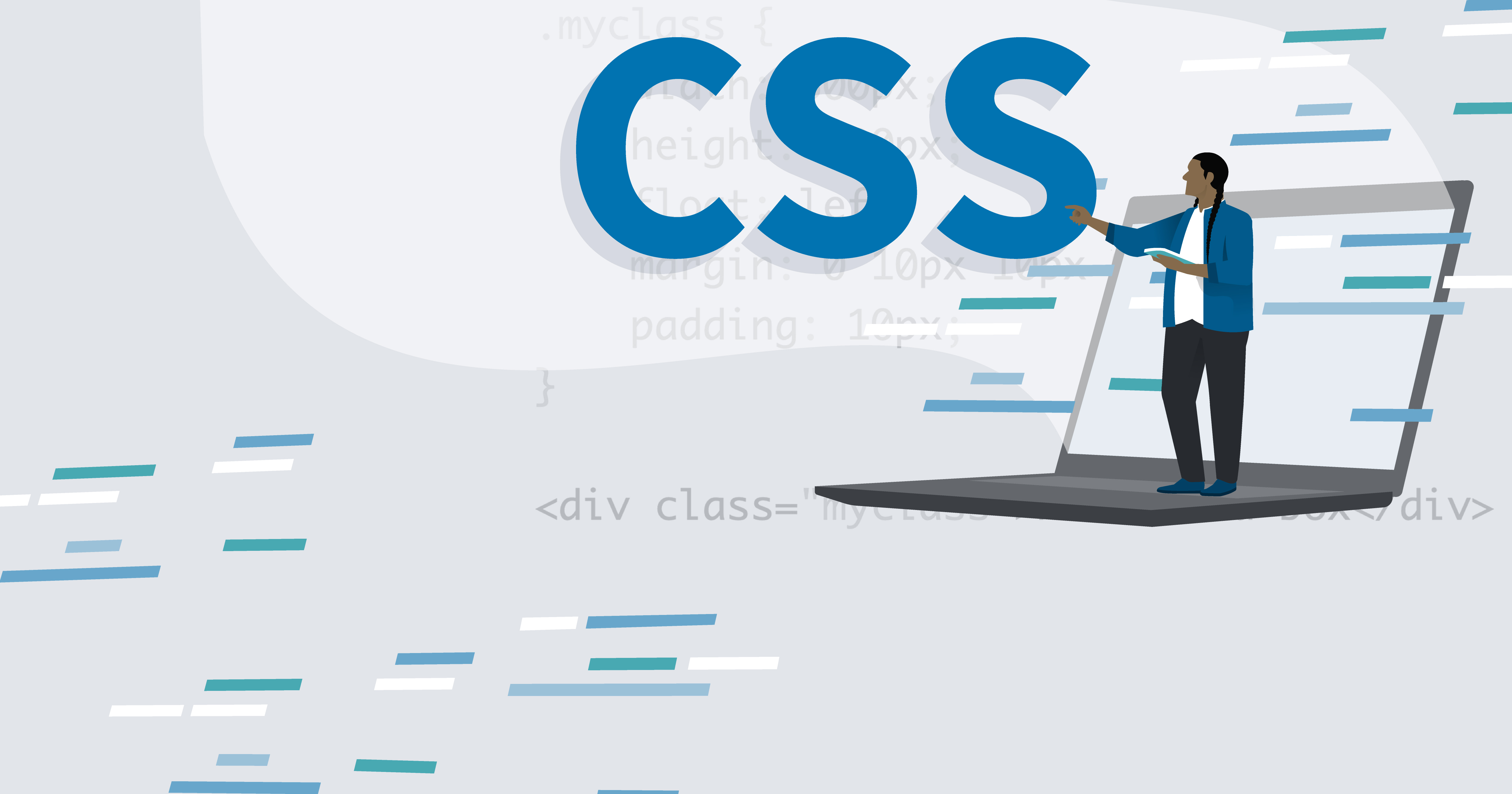 hero image for Learning Path: Learn CSS