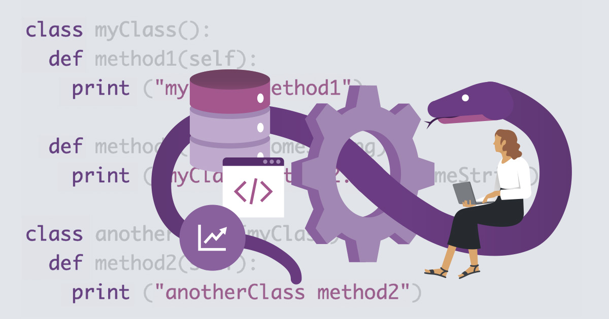 hero image for Learning Path: Advance Your Skills in Python