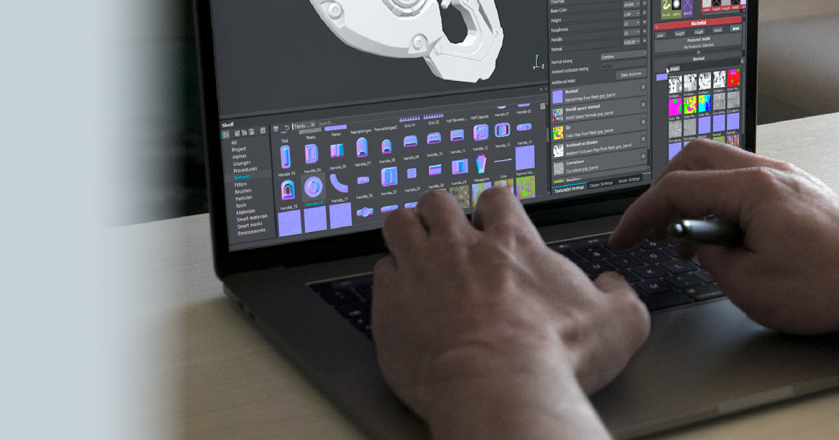 Master Substance Designer and Substance Painter - Learning Path