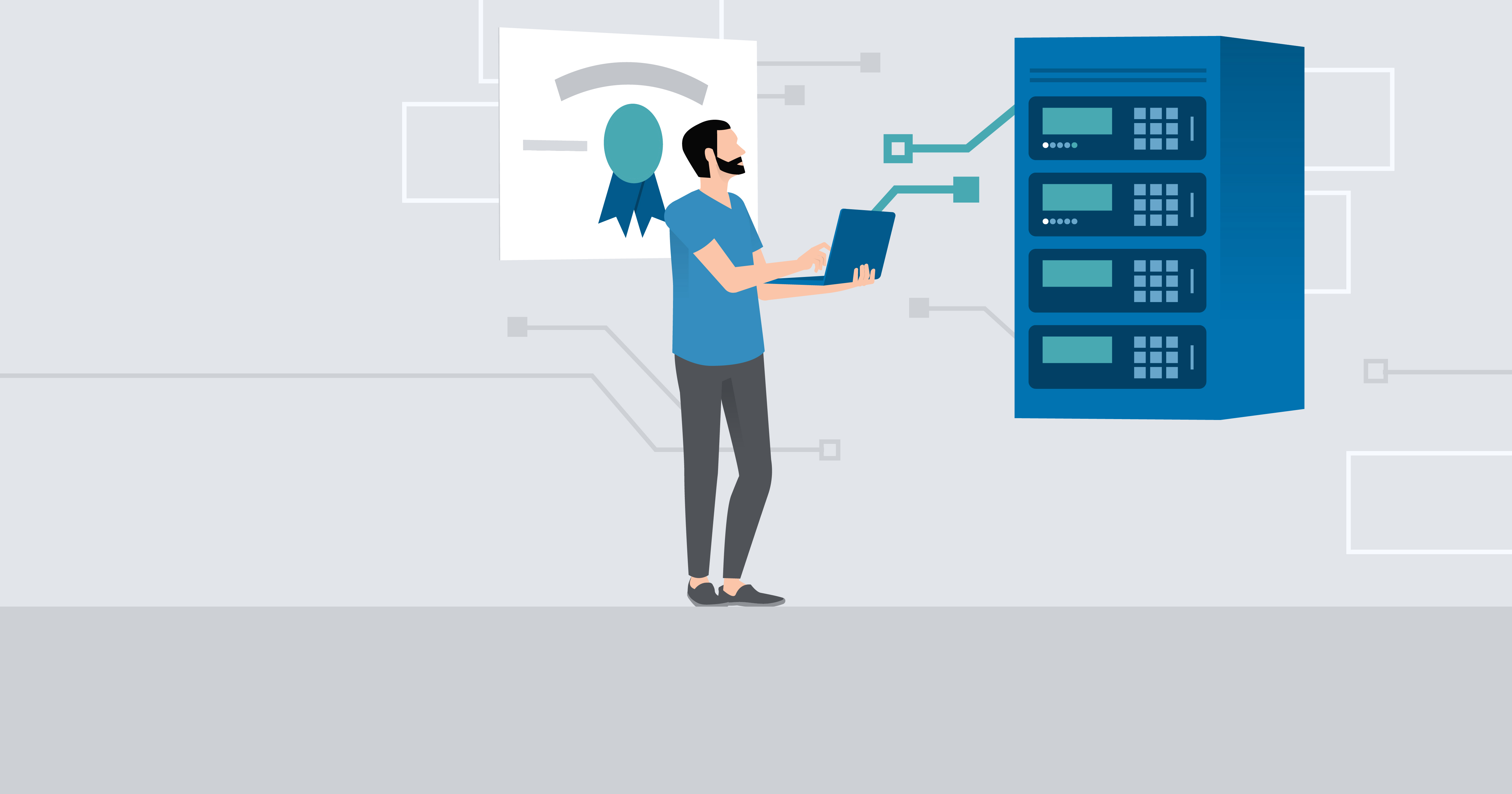 hero image for Learning Path: Prepare for CompTIA Server+ (SK0-004) Certification