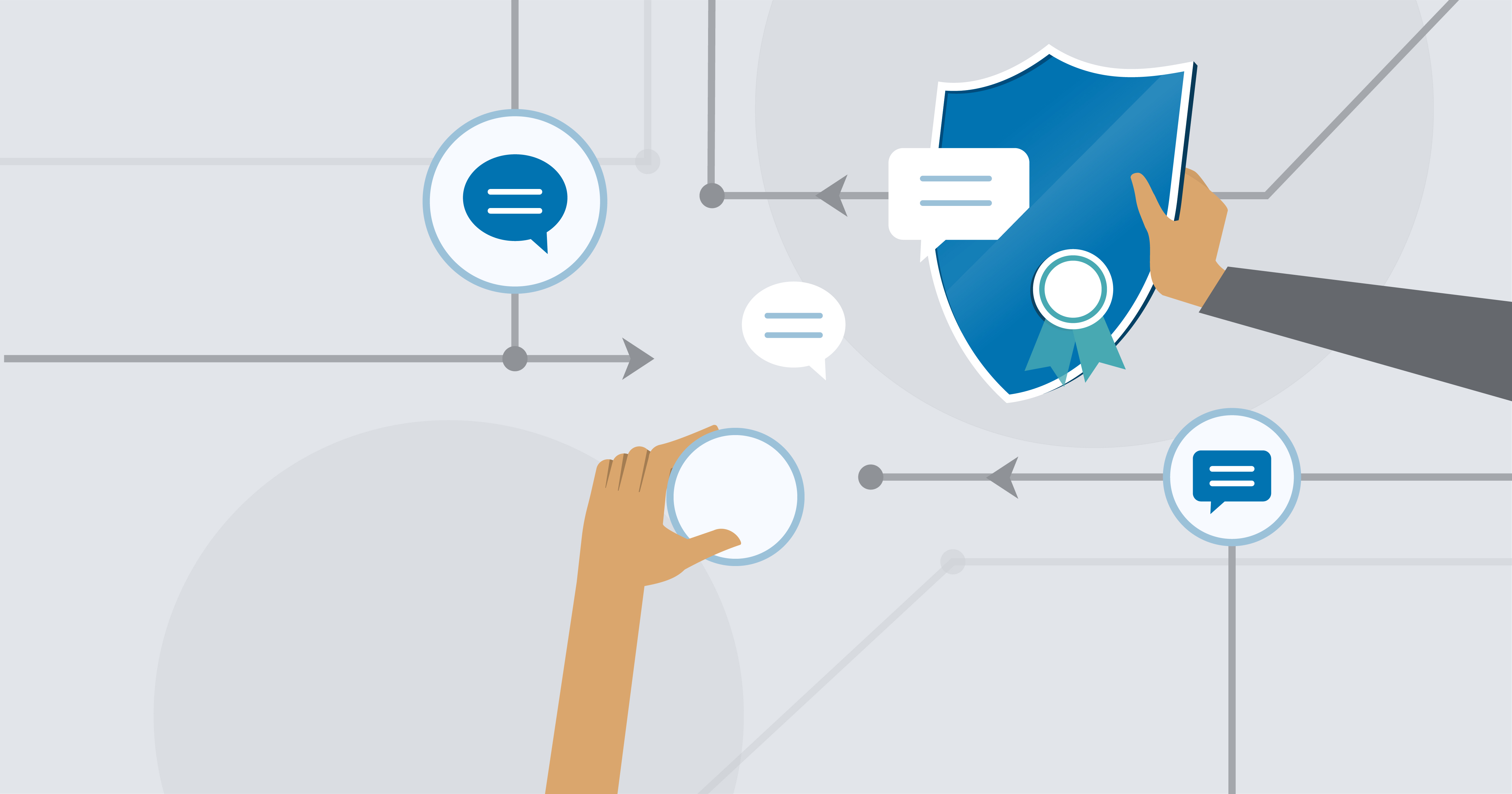 hero image for Learning Path: Prepare for the Microsoft 365 Certified: Messaging Administrator Associate exam (MS-203)