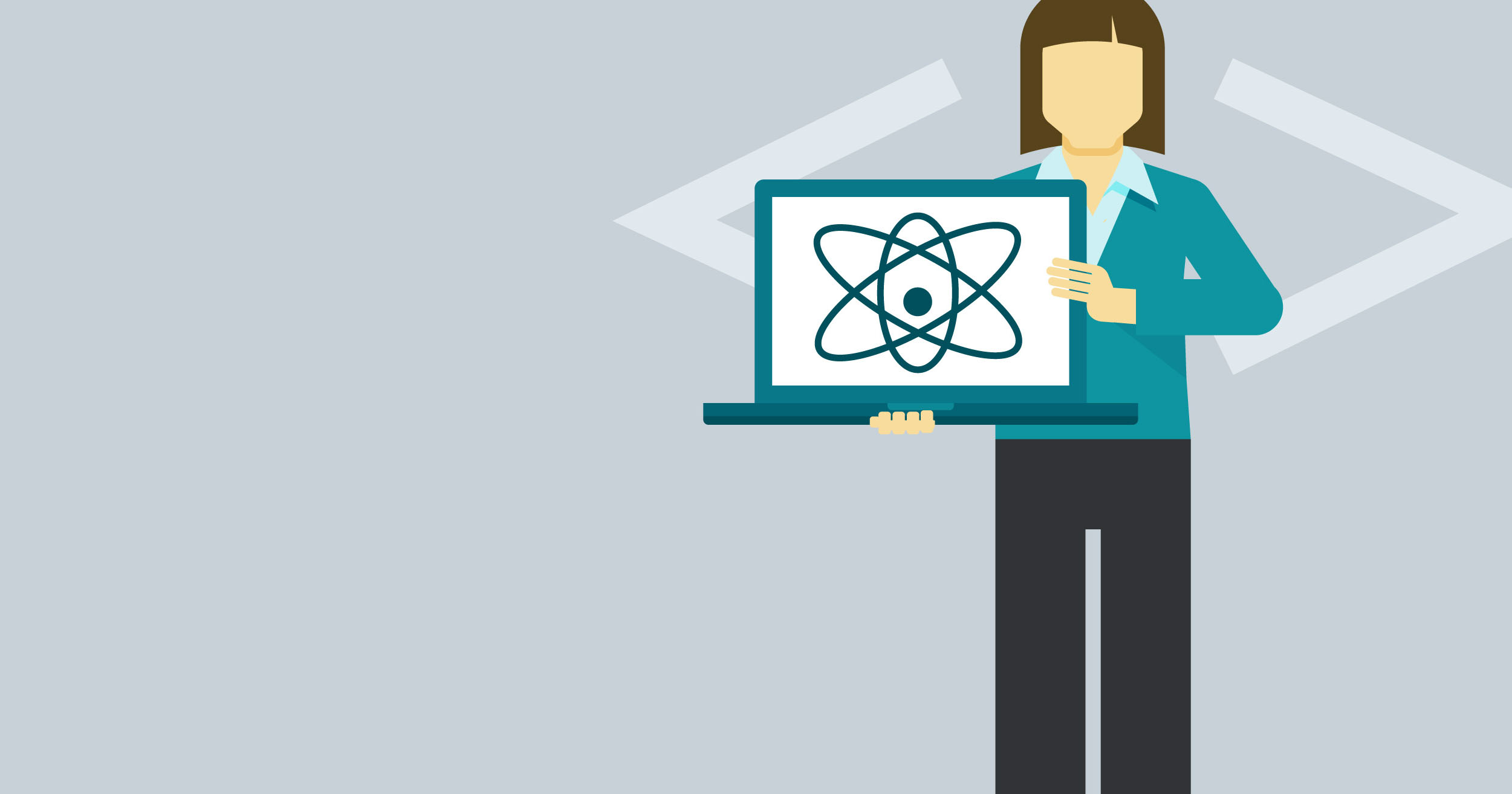 hero image for Learning Path: Become a React Developer