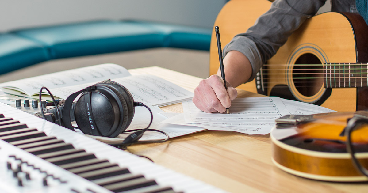 become a songwriter learning path