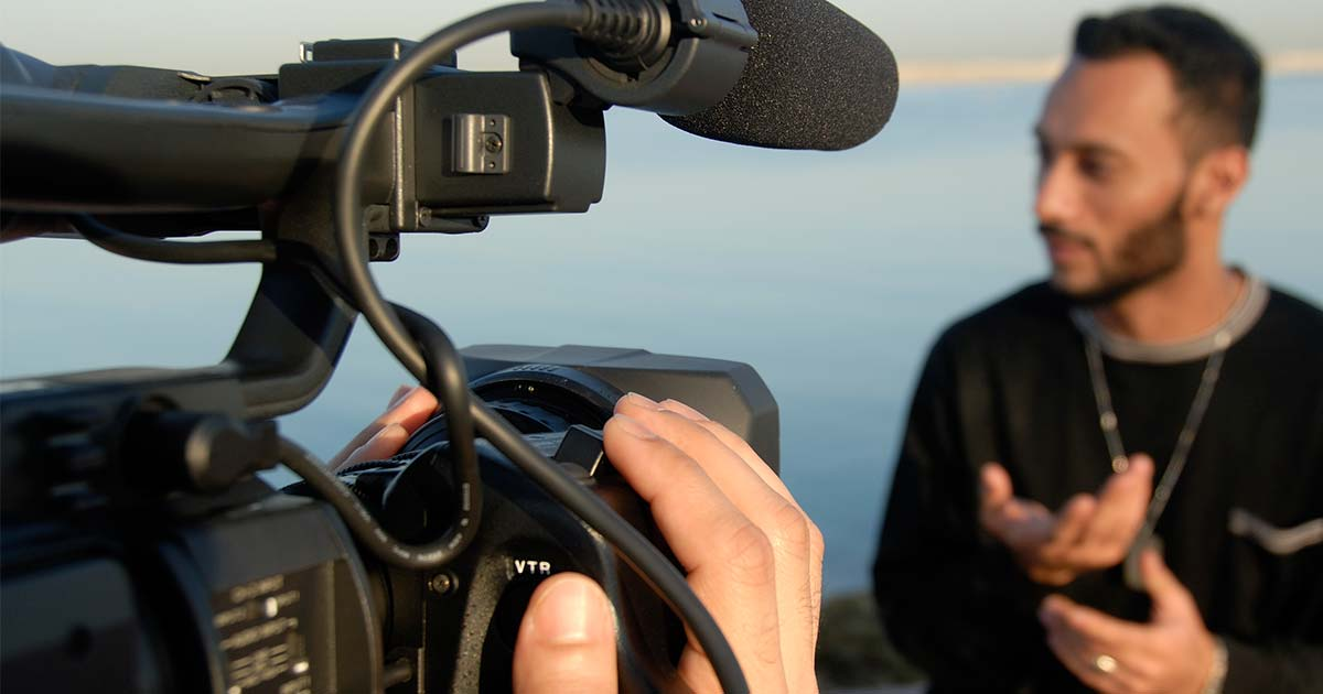 hero image for Learning Path: Become a Documentary Filmmaker