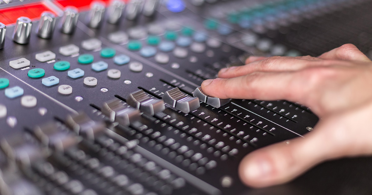 hero image for Learning Path: Become a Recording Engineer