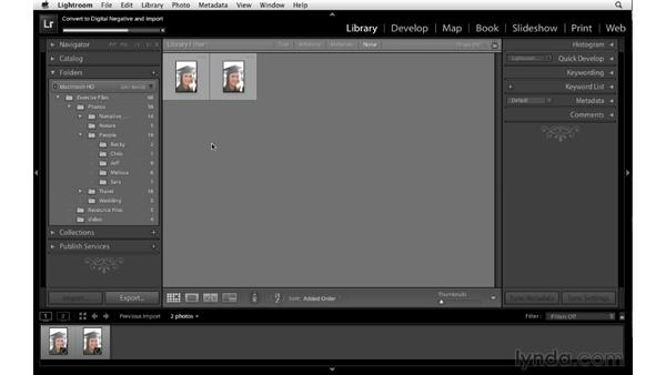 Welcome: Lightroom 4 Essentials: 01 Organizing and Sharing with the Library Module