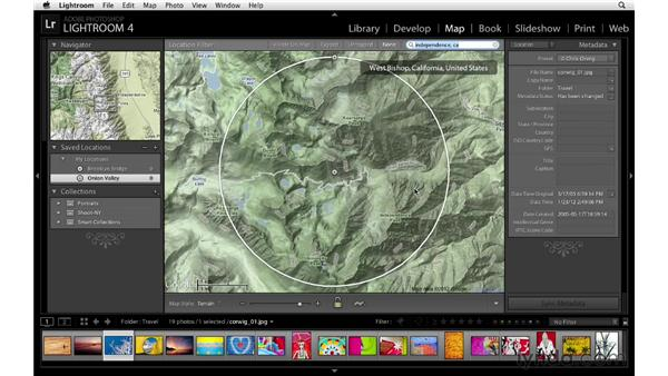 Creating saved locations: Lightroom 4 Essentials: 01 Organizing and Sharing with the Library Module