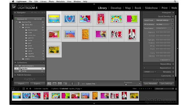 Tagging images with locations: Lightroom 4 New Features