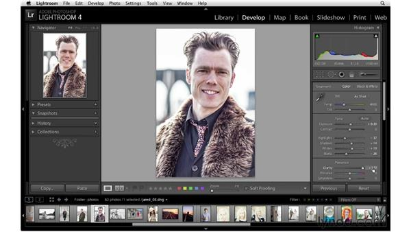 Working with clarity: Lightroom 4 New Features